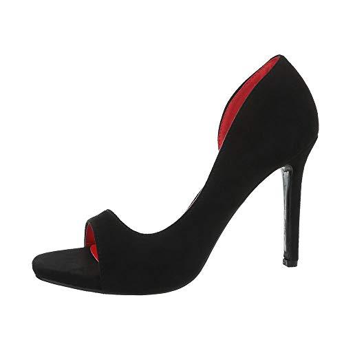 high heels schleife