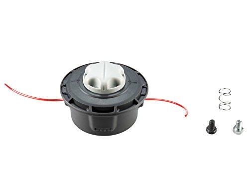 Ryobi RAC115 RAC115-Cabezal para cortabordes de Gasolina (10 m, Hilo de 2,4 mm de diámetro)