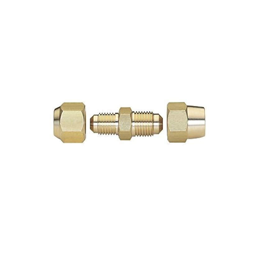 イチネンTASCO TA241F-2 異径フレアユニオン1/4×5/16(3ケ入)