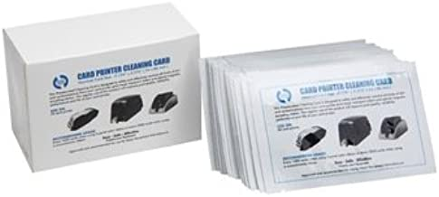 card reader cleaning card