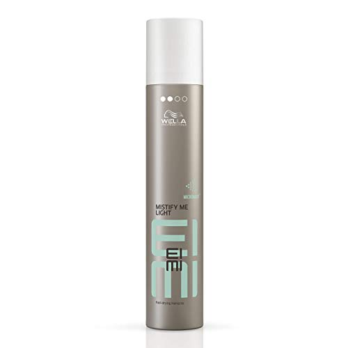 Wella EIMI Mistify Me Light – Schnelltrocknendes Haarspray – 1 x 500 ml