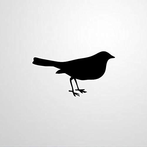 Laptop Aufkleber mit Vogel Silhouette lustiger Vinyl Aufkleber fur Laptop Notebook Computer Aufkleber gestanzt Auto Aufkleber