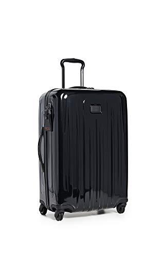 TUMI - V4 Short Trip Expandable 4 Wheeled Packing Class - Hardside Luggage for Men and Women - Black