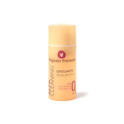 Gel Crema Exfoliante a base de alfahidroxiácidos - Alfa Cleaning 30 ml - Ácido Glicólico - Efecto peeling - Aclara manchas - Reduce arrugas – Hidratante -Todo tipo de pieles