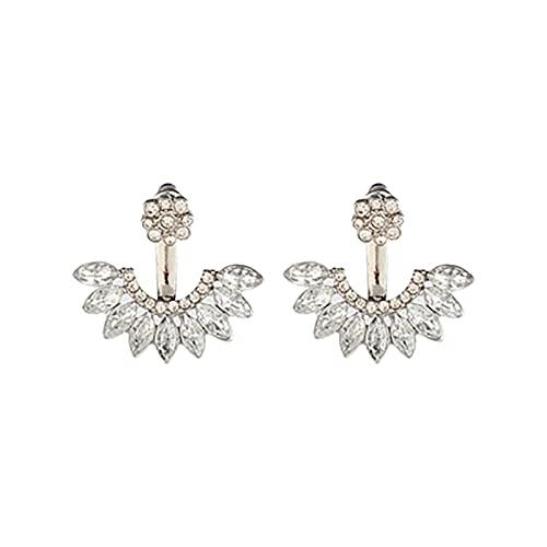Boutiquesi Pendientes De Cristal De Diamantes, Joyas Exquisitas De Damas, Accesorios De Vestimenta De Cena, Cumpleaños Regalo De Día De San Valentín para Mujer