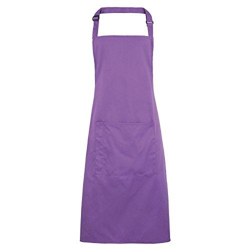 Premier Fitness Herren Gastronomie-Schürze Premier Bip Apron, Violett (Rich Violet 00), onesize
