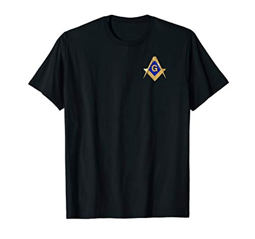 Masonic Shirt Square & Compass Freemason Lodge Shirt