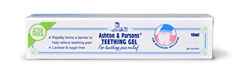 Ashton & Parsons Teething Gel 3+ Months 10ml