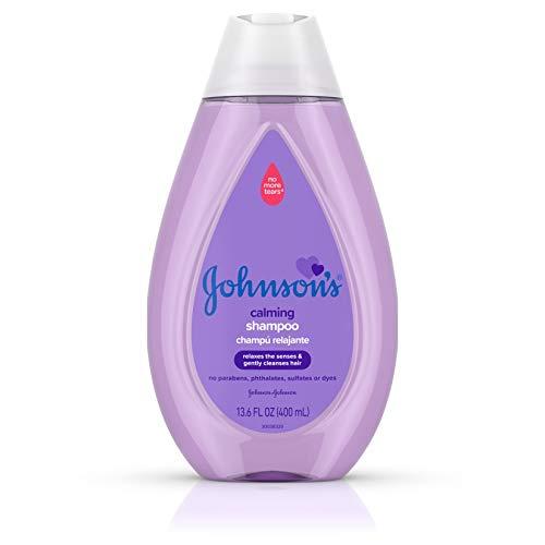 Johnsons Baby Shampoo Calming 13.6 Ounce (400ml)