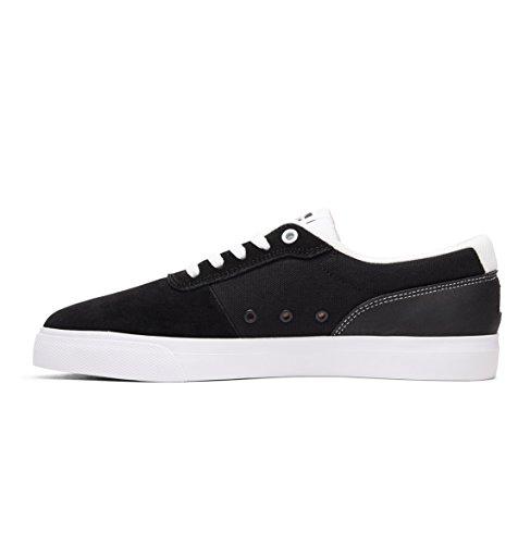 DC Shoes Men's Switch S - Black/White 10.5 US