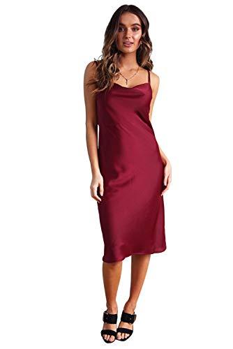 Filippa K Damen Slip Dress Unterkleid
