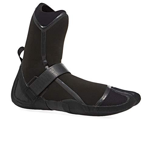 BILLABONG Furnace 7mm Split Toe Neopreno Botas De Traje De Neopreno Zapatos - Negro - Capas De Capa De Calor Térmicas Calientes Forro De Furnace