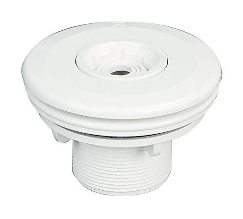Astral Pool Einlaufdüse Multiflow für Folienbecken Poolzubehör Einlaufdüse für Schwimmbecken 2 Zoll Außengewinde Ø50mm Klebemuffe innen