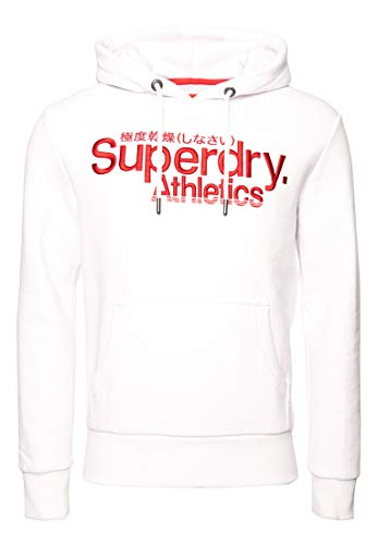 Superdry Herren Core Logo Athletics Hoodie Optik XXL