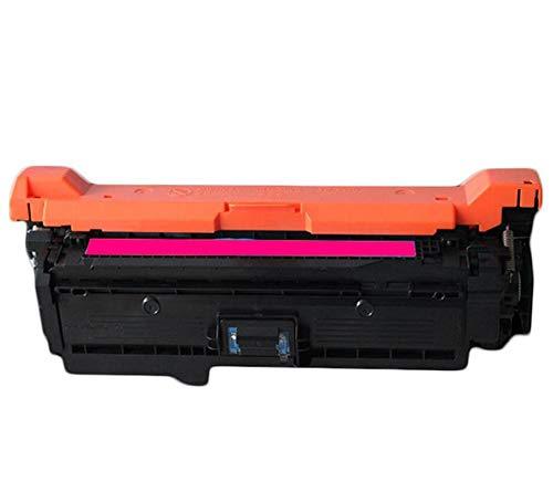 Adecuado para HPCE250A Cartucho de tóner compatible con color HPCP3525 / 3525dn / CM3530 / 3530FS / 504A / CE250A Cartucho de tóner de impresora 4 colores red
