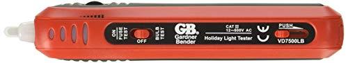 Gardner Bender Multi-Purpose Holiday Light Tester