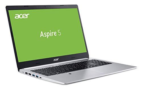 Acer Aspire 5 (A515-55-51NJ) 39,62 cm (15,6 Zoll Full-HD IPS matt) Multimedia Laptop (Intel Core i5-1035G1, 8 GB RAM, 512 GB PCIe SSD, Intel UHD, Win 10 Home) silber - 6