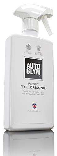 Autoglym - Abrillantador Instantáneo de Neumáticos, Protege y Transforma los Neumáticos Secos o Mojados, 500ml