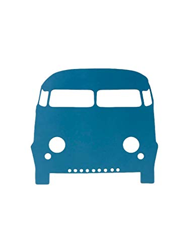 Ferm Living wandlamp voor in de auto, voor aan de muur en voor de kinderkamer, petrol