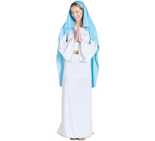Car&Gus Disfraz de Virgen María para Mujer