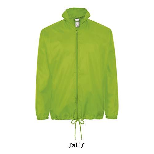 SOL´S Shift Windbreaker, Farbe:Lime, Größe:XL