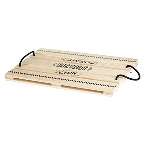 Paris Prix Secret de Gourmet - Planche de Présentation Cadence 42cm Naturel