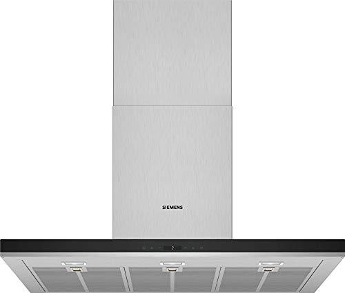 Siemens LC97BIP50 Wandhaube Edelstahl Dunst Abzugshaube Abluft Umluft B:90 cm