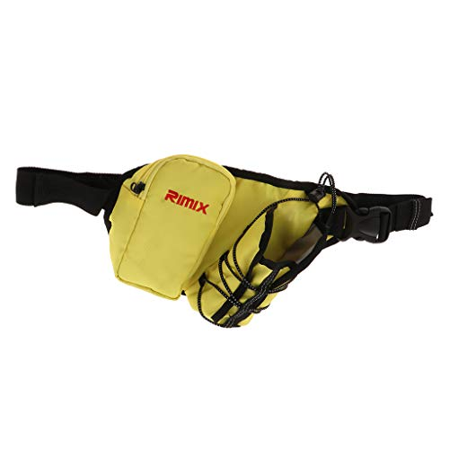 sharprepublic Unisex Running Belt Bum Riñonera Riñonera Camping Deportes Senderismo Bolsa - Color 4
