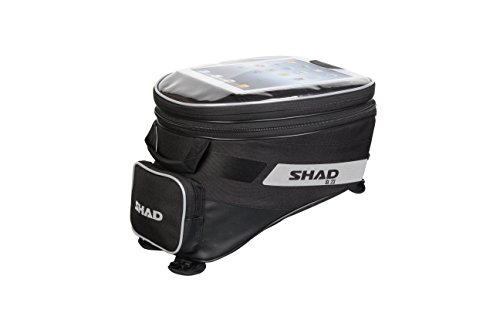 SHAD X0SL23B SL23B, Black, Normal