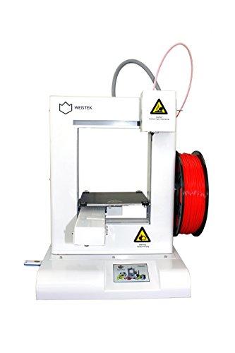 Weistek IdeaWerk Plus Multifunction 3D Printer - White