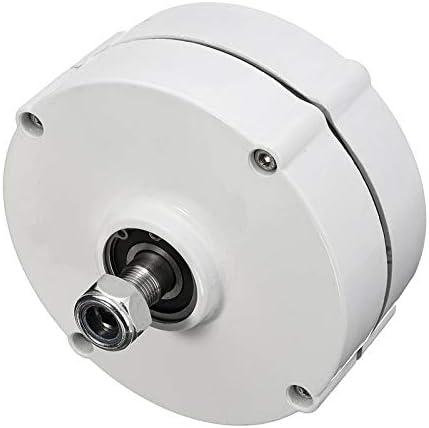 SISHUINIANHUA Generador de turbina eólica Motor 6000W 12V 24V 3 Fase IGNET Magnet Permanente ALTERNADOR DE CA para EL Motor DE Diesel DE Agua DE Agua DE Viento