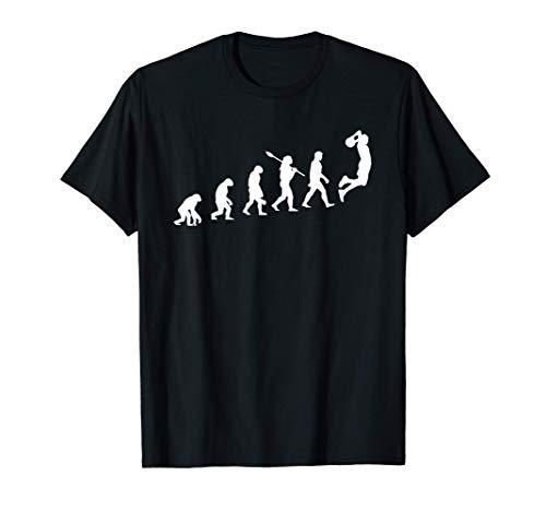 Baloncesto evolución regalo jugador de baloncesto Camiseta