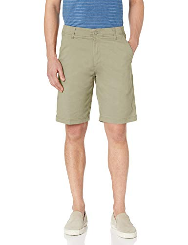 Lee Men's Performance Series Extreme Comfort Short, Stone, 34