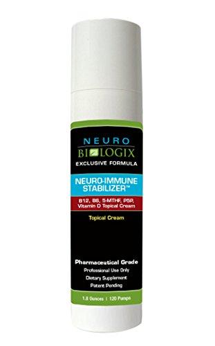 Neuro-Immune Stabilizer Topical Cream 1.8 Ounces/ 120 Pumps