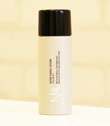 NULL アフターシェーブローション メンズ お試し用ミニボトル 30ml トラベル用 ひげ剃りや除毛後のアフターケアに