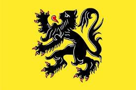 Pak van 12 Vlaanderen Leeuw België Belgische 4