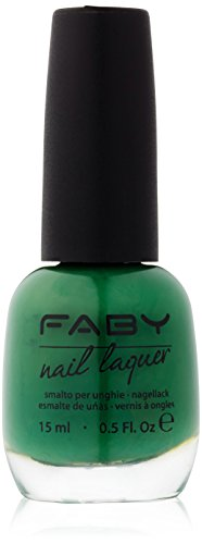 FABY Nagellack Versailles Gardens, 15 ml