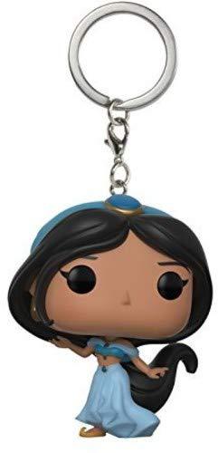 Pocket POP! Keychain: Disney: Aladdin: Jasmine