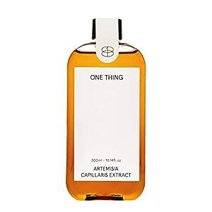"[ONE THING KOREA] カワラヨモギエキス | 韓国コスメ·化粧水·トナー·スキントナー·基礎化粧品·フェイシャル..."""