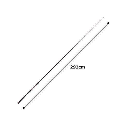 メジャークラフト2代目ソルパラXライトショアジギングロッドSPX-962LSJ-9.6フィート(約292cm)