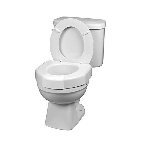 Ableware 081504331 725790011 Basic offener Vorne WC