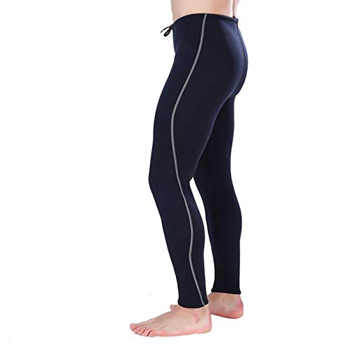 SALUTUY Exquisita Mano de Obra Pantalones de Buceo para Nadar(XL)