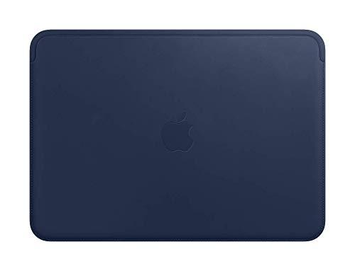 Apple Funda de piel (para el MacBook de 12 pulgadas) - Azul noche