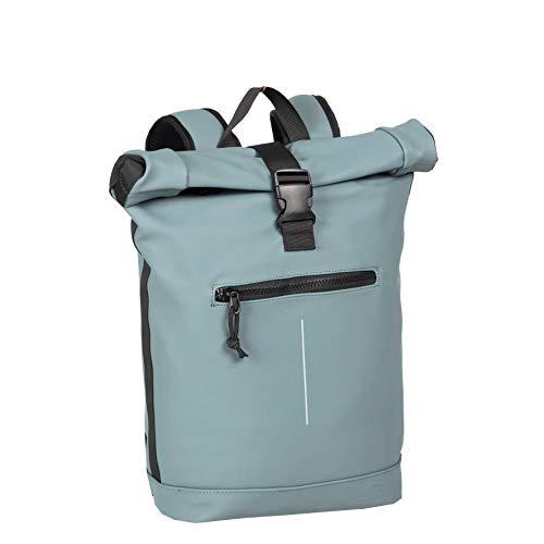 New Rebels Mart Roll-Top Backpack Soft Blue Large II   Rucksack