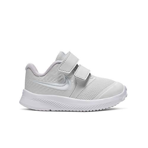 Nike Star Baby Sneakers erste Schritte in der grauen Sommergymnastik 22 EU
