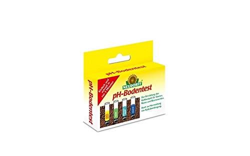Weedness Neudorf pH-Bodentest pH Teststreifen - Pflanzen Test pH-Streifen pH-Messgerät pH-Tester Boden Messgerät