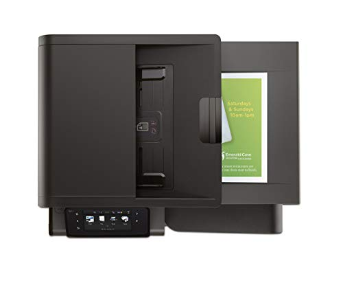HP OfficeJet Pro X576dw Office Printer with Wireless Network Printing, Remote Fleet Management & Fast Printing (CN598A) (Renewed) Photo #4