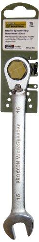 PROXXON 23137 MicroSpeeder 15mm Ring-Maul Ratschenschlüssel
