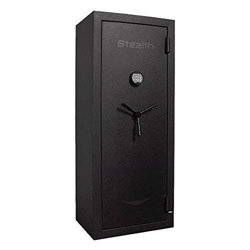 Stealth 23 Gun Safe EGS23 High Security Electronic Lock Fire and Burglary Protection 59x24x18