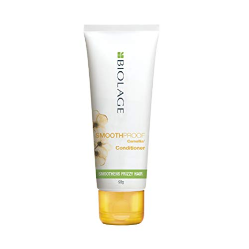 BIOLAGE Smoothproof Conditioner |Paraben free| Provides Humidity Control & Anti-Frizz Smoothness |For Frizzy Hair